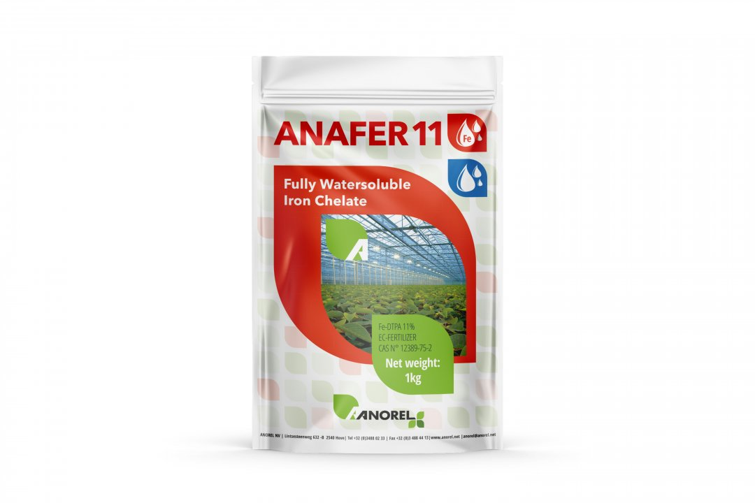 Anafer 11: Fe DTPA 11%