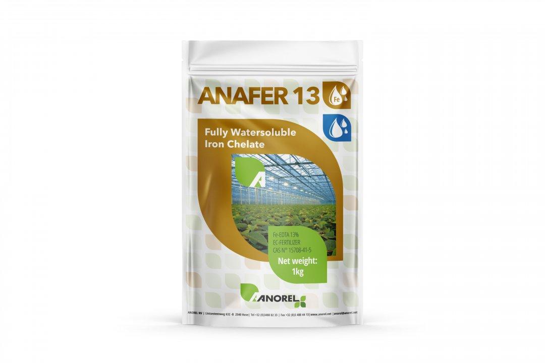 Anafer 13: Fe EDTA 13%