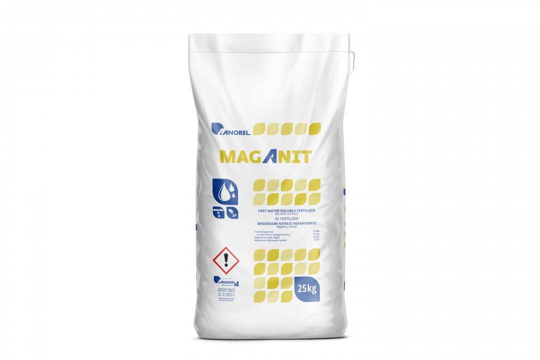 Maganit: Magnesium nitrate