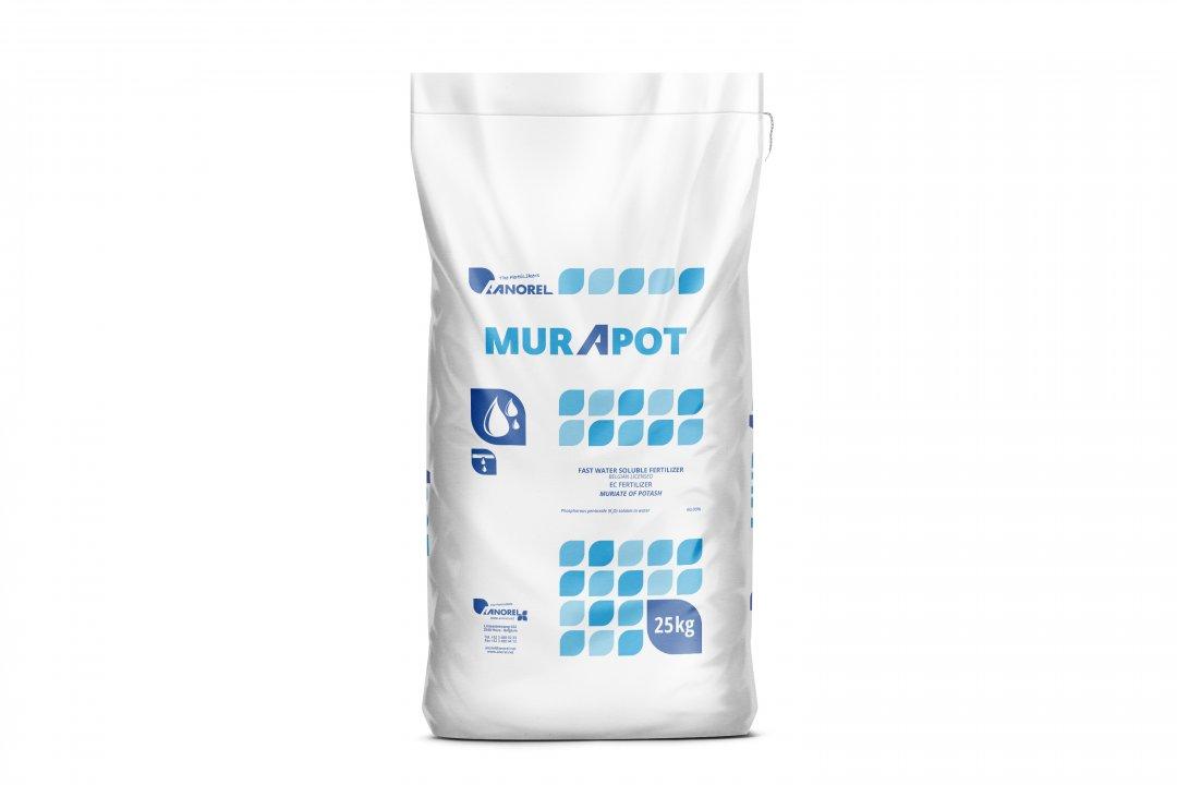 Murapot: Potassium chloride 60% (MOP)